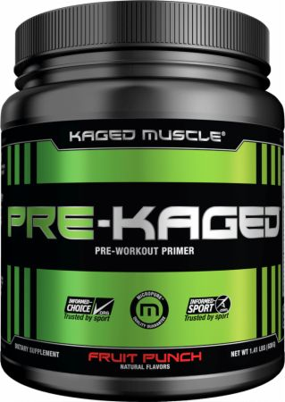 Kaged Muscle KM Pre-Kaged Pre Workout Supplements