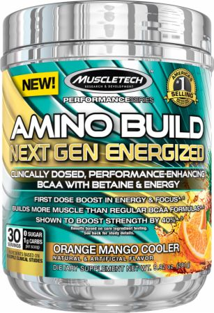 Amino Build NextGen Energizer Muscletech