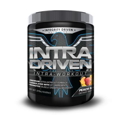 Intra Driven Integrity Driven Nutrition BCAA