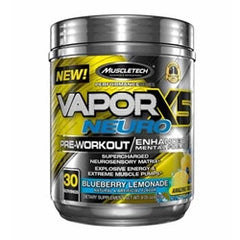 vaporX5 Neuro Muscletech The Scoopie