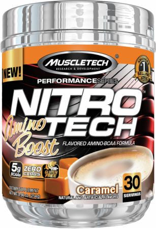 Muscletech Amino Boost Nitro Tech