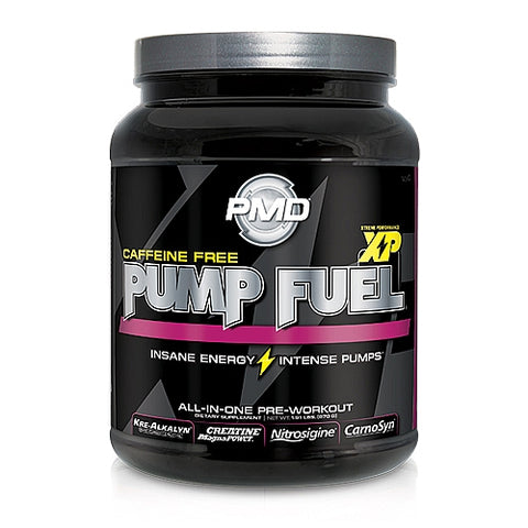 PMD Nutrition Pump Fuel