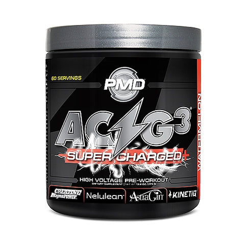 Pre-workout Powder The Scoopie ACG3