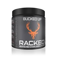 Bucked Up Supplements Racked Amino