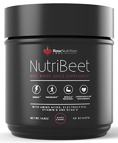 NutriBeet Raw Nutrition Labs Supplement