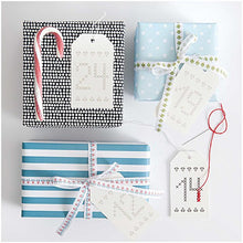 Load image into Gallery viewer, Paper Poetry - Gift Tags - Creme