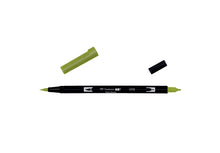 Load image into Gallery viewer, Tombow - ABT Dual Brush Pen - 098 avocado