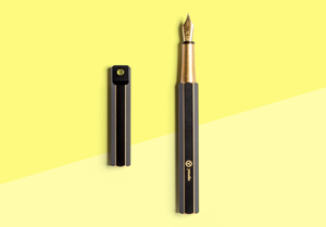 Ystudio - Portable Fountain Pen (Brassing)