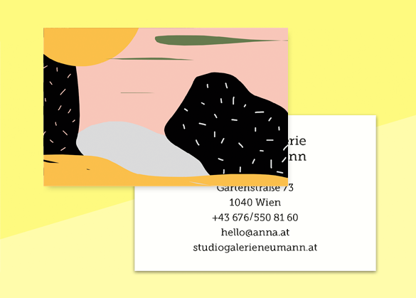 business cards  –