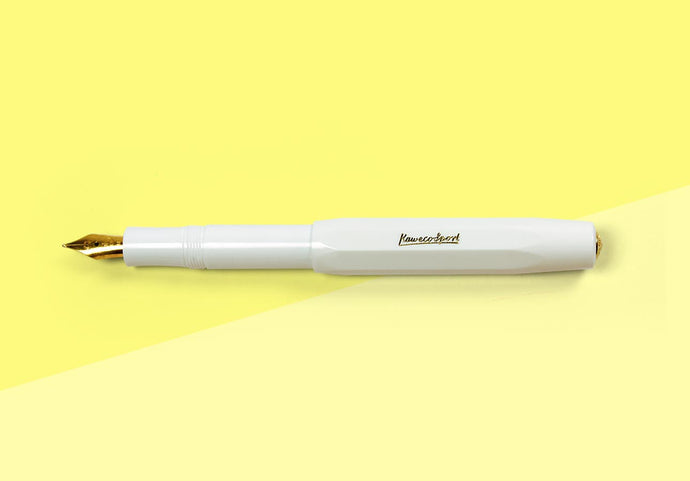 Kaweco - CLASSIC sport – Fountain pen White