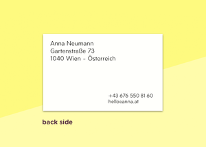 "business cards  – ""carrelage"""