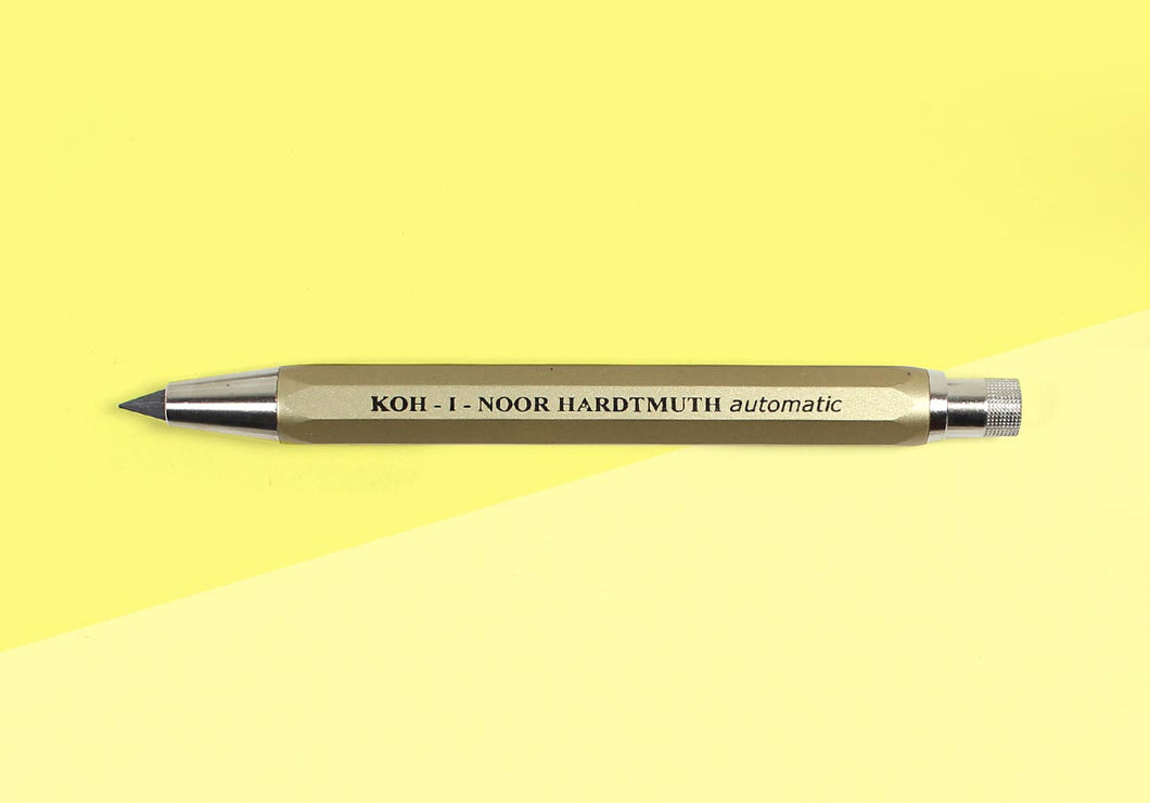 Koh i Noor — Mechanical pencil Gold