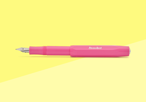 KAWECO - Sport Fountain Pen - Pink