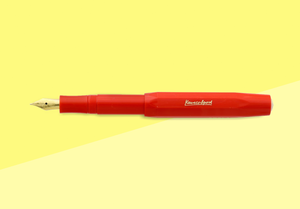 KAWECO - Sport Fountain Pen - Red