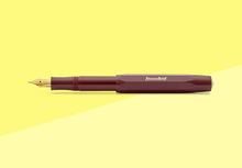 Load image into Gallery viewer, Kaweco - CLASSIC sport – Fountain pen Bordeaux