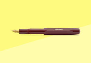 KAWECO - Sport Fountain Pen - Bordeaux