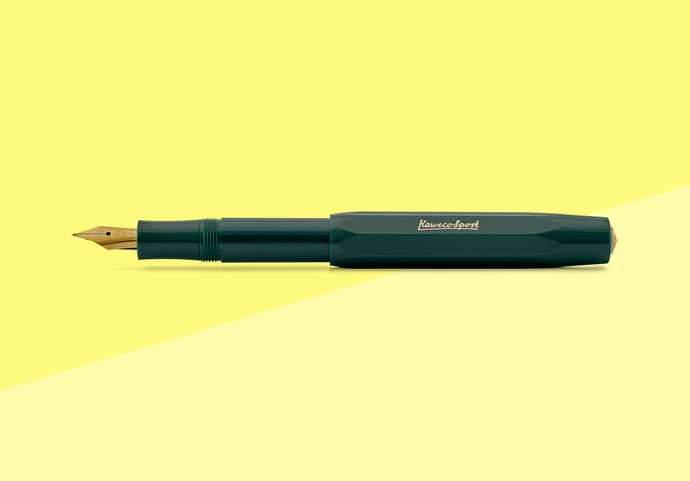 KAWECO - Sport Fountain Pen - Green