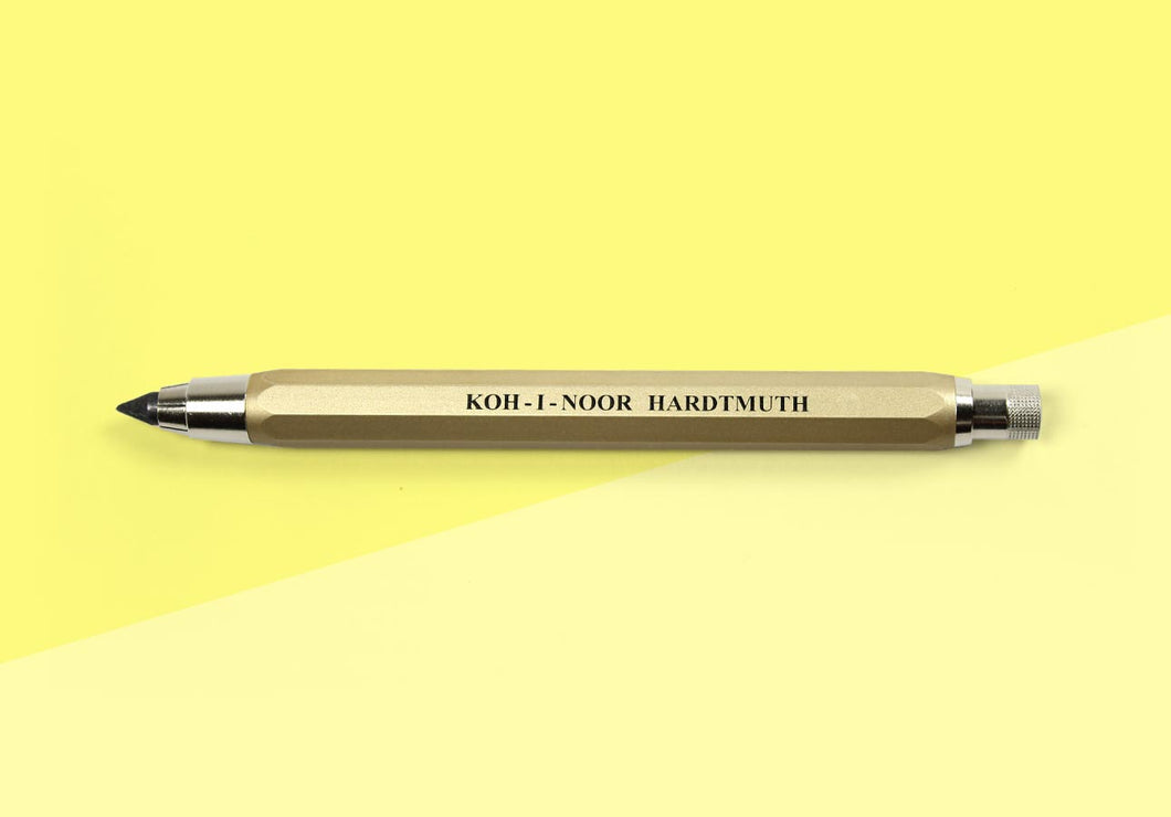 Koh i Noor – Metal Leadholder Gold
