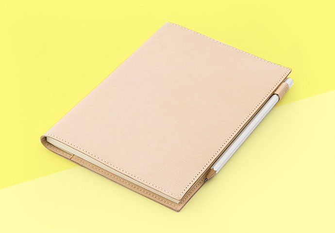 Midori - MD Notebook Leather Cover A5