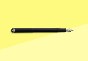 KAWECO – Liliput Fountain Pen - AL Black