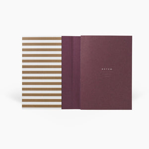 NOTEM - Alva Annual Journal A6 - ochre