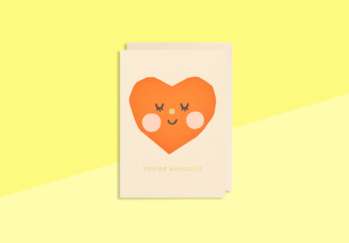 Lagom Design - Greeting Cards - You´re Awesome