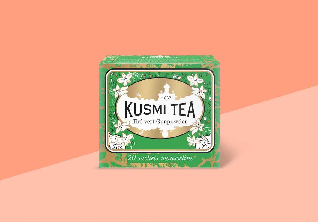 Kusmi Tea - Gunpowder green tea