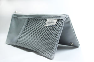 Livework - Mesh Pencil Case - Grey