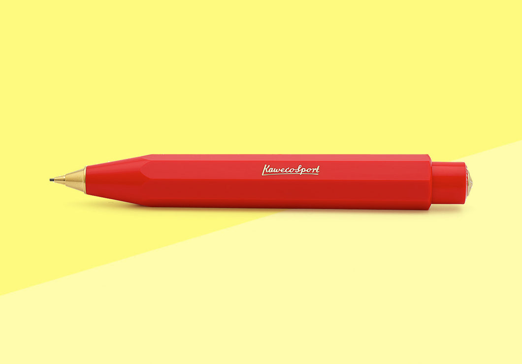 KAWECO - Sport Pencil - Red