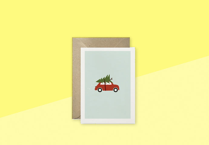 Linienwerk - Post card - Cinquecento