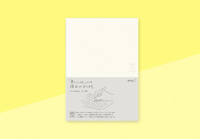 MIDORI - MD Notebook - A5  Lined