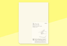 Load image into Gallery viewer, MIDORI - MD Paper Pad - A4 Blank