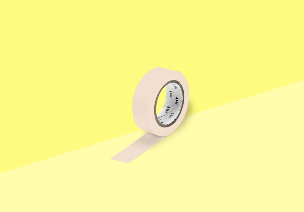 MT Masking Tape - pastel brown