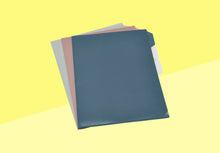 Load image into Gallery viewer, Monograph - Document Folder 3-pack