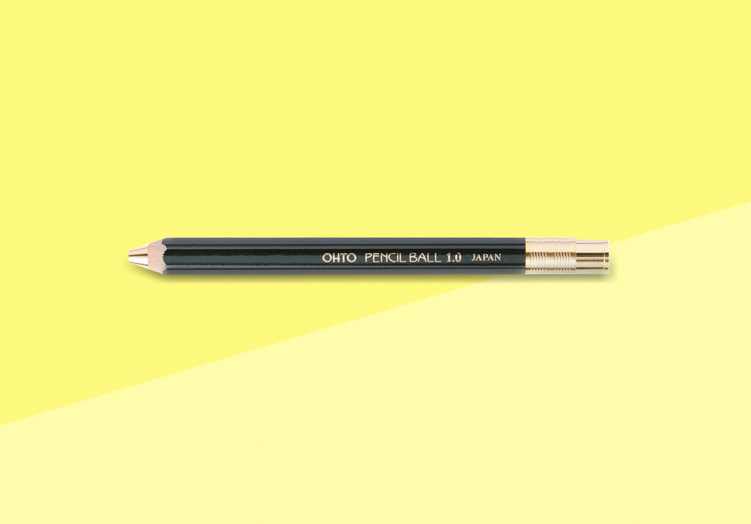 OHTO - black pencil ball 1.0