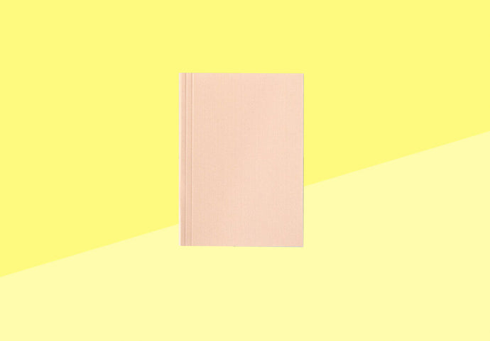 Ola Studio - Notebook A6 - rose