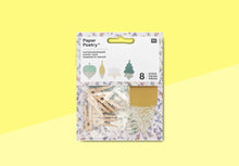 Load image into Gallery viewer, Paper Poetry - Glitter Gift Tags - Fall