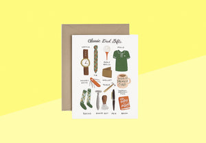 Rifle Paper Co. - Greeting Card - Classic Dad Gifts