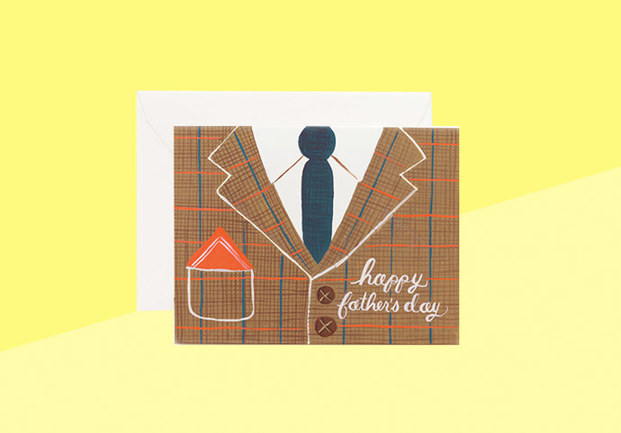 Rifle Paper Co. - Greeting Card - Happy Father's Day