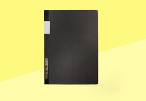 STÁLOGY - B5 Notebook - Black