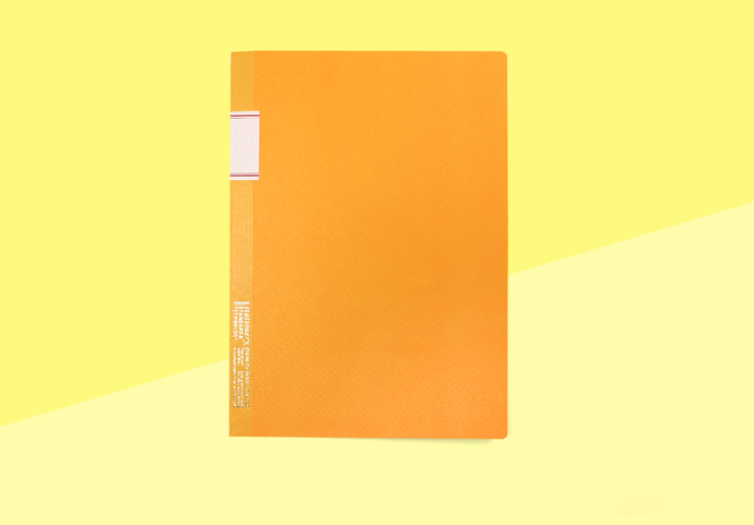 STÁLOGY - B5 Notebook - Yellow