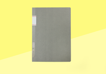 Load image into Gallery viewer, STÁLOGY - B5 Notebook - Grey