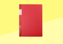 Load image into Gallery viewer, STÁLOGY - B5 Notebook - Red