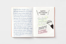 Load image into Gallery viewer, *PREORDER* - TRAVELER'S COMPANY -  Traveler's Notebook passport - super light weight paper