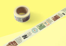 Load image into Gallery viewer, Traveler's company – limited edition washi tape