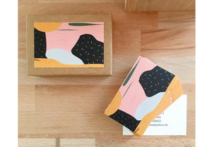 "business cards  – ""goudoul"""