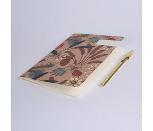 Season Paper Collection - Notebook Luxuriance Terre
