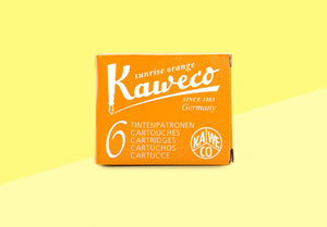 KAWECO - Ink Cartridges - Sunrise Orange