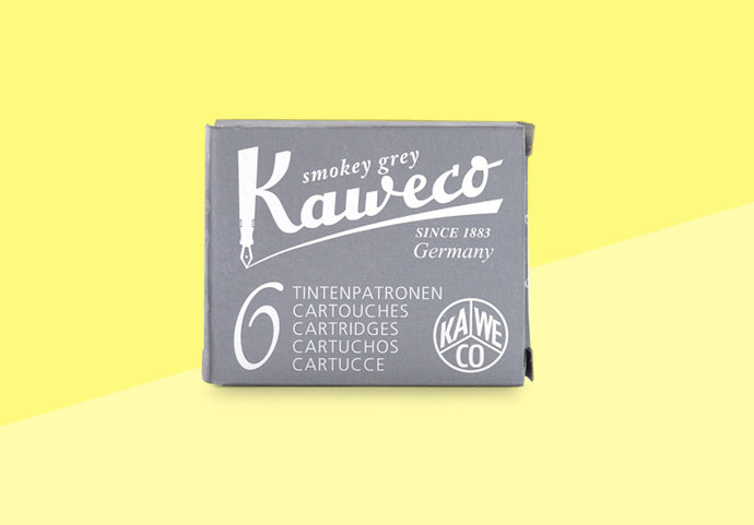 KAWECO - Ink Cartridges - Smokey Grey