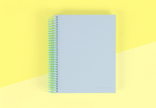 Load image into Gallery viewer, MISHMASH - Easy-Breezy Notebook - A5 Sky Blue